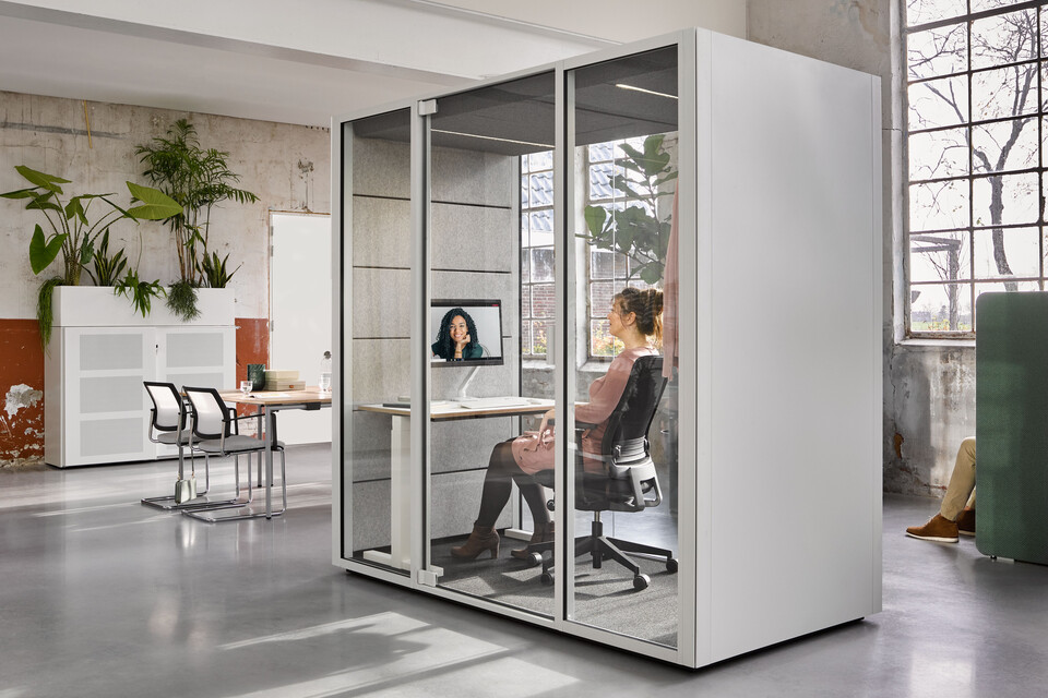 Qabin Chat, Balance, Ease, Concentration Corner, Switch, Sliding door Cabinet, ZINN
