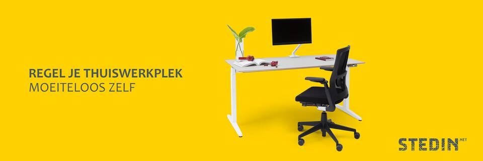 Stedin Thuiswerk Webshop banner